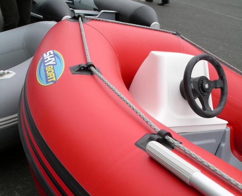 дистанция для надувных лодок